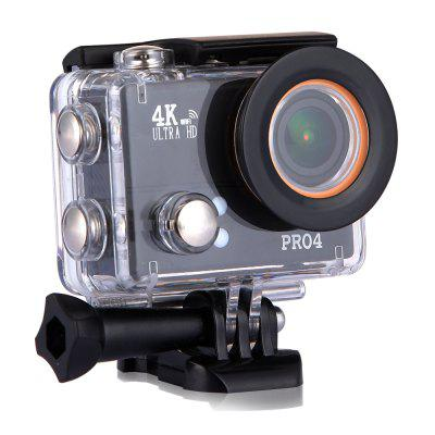 Action Camera 4K Sports DV Ultra HD Waterproof 20MP WiFi Waterproof 170 Degree Image