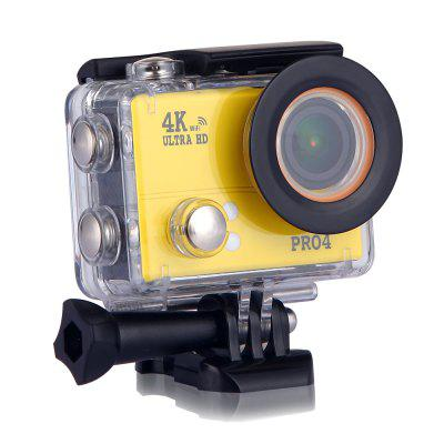 Action Camera 4K Sports DV Ultra HD Waterproof 20MP WiFi Waterproof 170 Degree