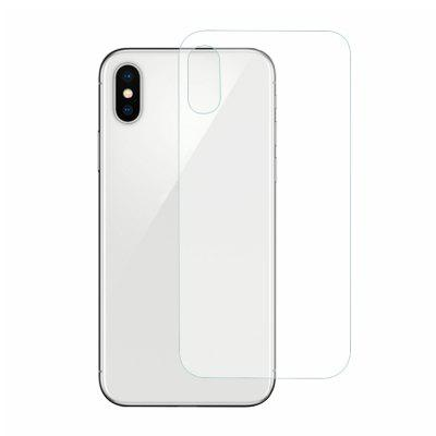 0.3mm 9H 2.5D Protezione di vetro Tempered posteriore di per iPhone X