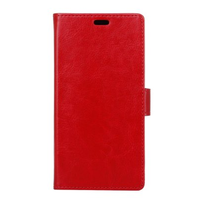 Buy RED KaZiNe Crazy Horse Texture surface Leather Wallet Case for Alcatel U5 HD for $3.66 in GearBest store