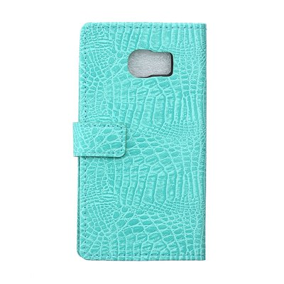 KaZiNe Crocodile Texture Wallet Stand Leather Cover For Samsung S6EDGECases &amp; Leather<br>KaZiNe Crocodile Texture Wallet Stand Leather Cover For Samsung S6EDGE<br><br>Compatible Model: Samsung S6EDGE<br>Features: Full Body Cases, Cases with Stand, With Credit Card Holder, Anti-knock<br>Material: TPU, PU Leather<br>Package Contents: 1 x Phone Case<br>Package size (L x W x H): 17.00 x 8.50 x 1.60 cm / 6.69 x 3.35 x 0.63 inches<br>Package weight: 0.0900 kg<br>Style: Solid Color