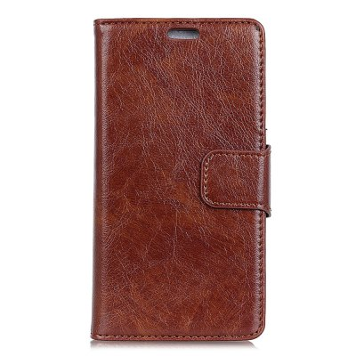 KaZiNe Napa Pattern PU Leather Phone Cases for Wiko Lenny 4