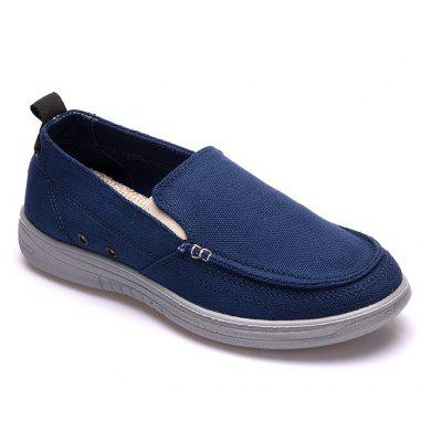 Old Beijing Cloth Spring and Autumn Breathable Sets of Feet Lazy Casual Shoes