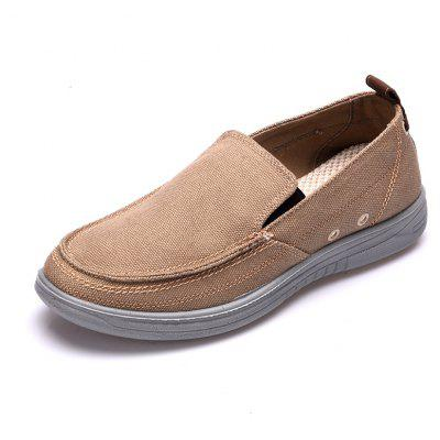 Old Beijing Cloth Spring and Autumn Breathable Sets of Feet Lazy Casual ShoesCasual Shoes<br>Old Beijing Cloth Spring and Autumn Breathable Sets of Feet Lazy Casual Shoes<br><br>Available Size: 39, 40, 41, 42, 43, 44, 45<br>Closure Type: Slip-On<br>Embellishment: None<br>Gender: For Men<br>Outsole Material: Rubber<br>Package Contents: 1 x Shoes(pair)<br>Pattern Type: Others<br>Season: Spring/Fall<br>Toe Shape: Round Toe<br>Toe Style: Closed Toe<br>Upper Material: Cloth<br>Weight: 19.4940kg