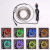 True - Shine 2M DC5V SMD3528 RGB LED Strips TV Bias Light - RGB