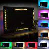 True-Shine DC 5V 40CM Flat Screen Meerkleuren USB Powered TV Light 4PCS - RGB