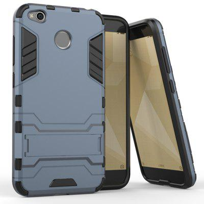 Dual Layer Armor Defender Shockproof Protective Hard Case With Stand for Xiaomi Redmi 4X