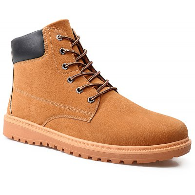 Leisure Fashion Boots Men's Shoes