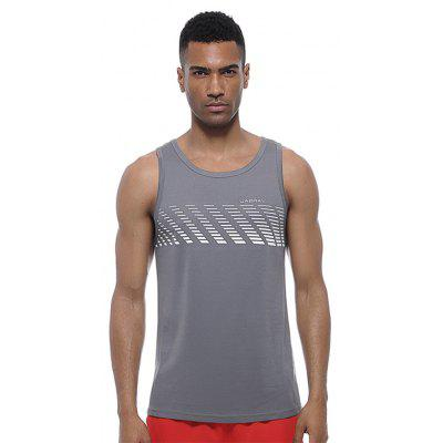 Men's  Quick-drying Running Vest Comfortable Sports  Clothes Without Sleeves