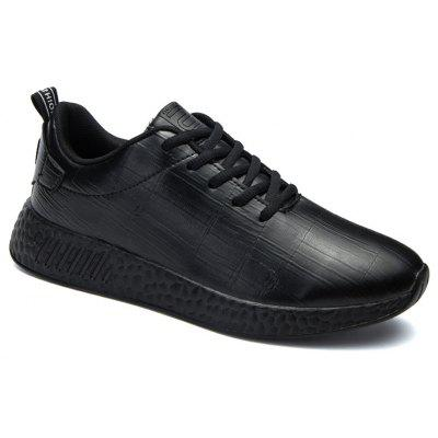 Buy BLACK 40 Light Solid Fashion Leisure Shoes for $55.25 in GearBest store