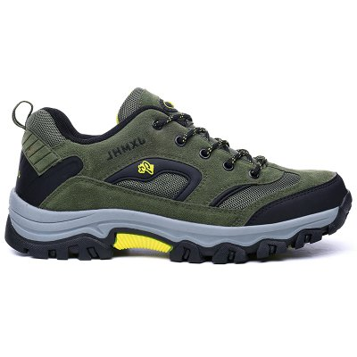 Waterproof Outdoor Low Head Wear Sports Shoes and Leisure for Collision AvoidanceAthletic Shoes<br>Waterproof Outdoor Low Head Wear Sports Shoes and Leisure for Collision Avoidance<br><br>Available Size: 39-45<br>Closure Type: Lace-Up<br>Feature: Waterproof<br>Gender: For Men<br>Outsole Material: TPR<br>Package Contents: 1 x Shoes (pair)<br>Pattern Type: Patchwork<br>Season: Spring/Fall<br>Upper Material: Flock<br>Weight: 1.4784kg
