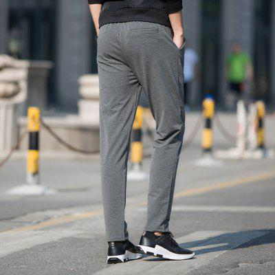 Mens Color Straight Tube Sports Casual PantsMens Pants<br>Mens Color Straight Tube Sports Casual Pants<br><br>Fit Type: Loose<br>Front Style: Flat<br>Material: Cotton<br>Package Contents: 1  x Pants<br>Pant Length: Long Pants<br>Pant Style: Pencil Pants<br>Style: Active<br>Waist Type: Mid<br>Weight: 0.5000kg
