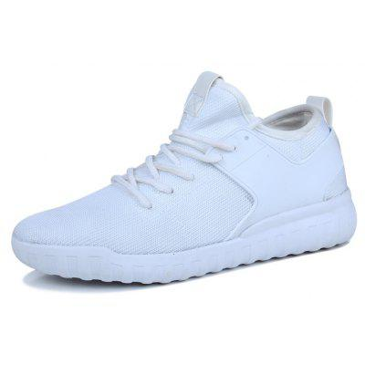 Men Casual Fashion Mesh Breathable Lace Up Athletic Winter Walking ShoesAthletic Shoes<br>Men Casual Fashion Mesh Breathable Lace Up Athletic Winter Walking Shoes<br><br>Available Size: 36-45<br>Closure Type: Lace-Up<br>Feature: Breathable<br>Gender: For Men<br>Outsole Material: Rubber<br>Package Contents: 1?Shoes(pair)<br>Pattern Type: Solid<br>Season: Spring/Fall<br>Upper Material: Cotton Fabric<br>Weight: 1.2000kg
