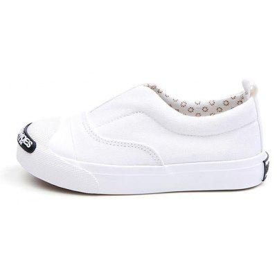 Boys and Girls Baby Shoes Feet 2018 Spring New StyleBoys Clothing<br>Boys and Girls Baby Shoes Feet 2018 Spring New Style<br><br>Available Size: 24-37<br>Embellishment: Letter<br>Gender: Unisex<br>Item Type: Children Casual Shoes<br>Package Contents: 1 x Pair of Shoes<br>Package weight: 0.5500 kg<br>Product weight: 0.5000 kg<br>Seasons: Summer,Winter,Spring/Fall<br>Upper Material: Canvas