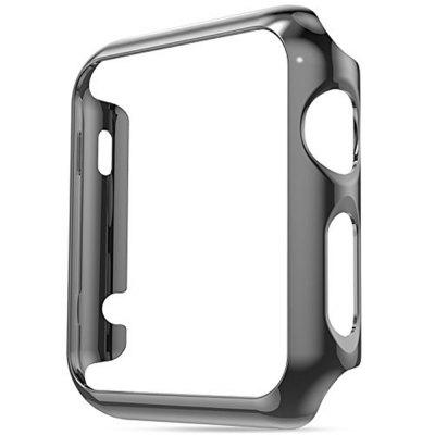 Replacement Plastic Plated PC Front Case for Apple Watch 38mm