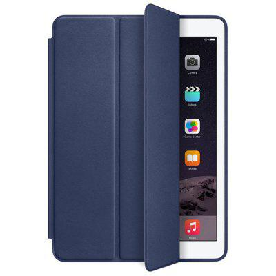 Smart Cover lederen stand Flip Case voor iPad Air 2