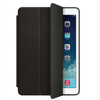 Smart Cover lederen stand Flip Case voor iPad Air