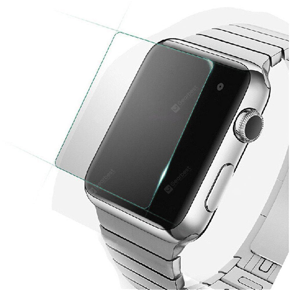 Tempered Glass Screen Protector Protective Film for Apple Watch Series 1 / 2 42mm