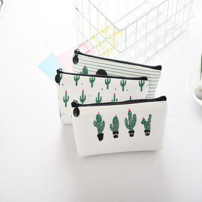 Creative Cute Cactus Pencil Case Stationery BagSchool Supplies<br>Creative Cute Cactus Pencil Case Stationery Bag<br><br>Package Contents: 1 x Pen Bag<br>Package size (L x W x H): 30.00 x 10.00 x 15.00 cm / 11.81 x 3.94 x 5.91 inches<br>Package weight: 0.0500 kg<br>Pen Type: Multi Function Pen<br>Product size (L x W x H): 20.50 x 5.00 x 9.50 cm / 8.07 x 1.97 x 3.74 inches<br>Product weight: 0.0300 kg