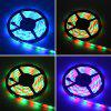 HML 5M 24W SMD2835 300LEDs Waterproof RGB Strip Light with IR 20 Keys Music Remote Control and US Adapter 100 - 240V - RGB