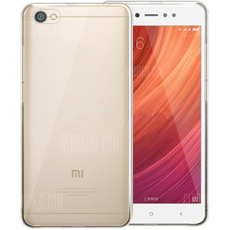 ASLING TPU Ultra-Thin Soft TPU Back Case for Xiaomi Redmi Y1 Lite