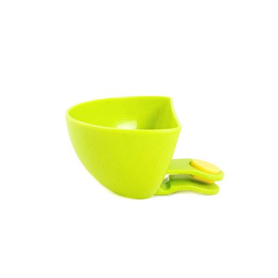 Spice Dish with Clamp 2PCS