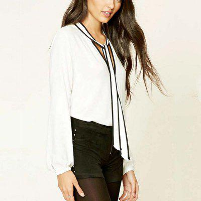 WomenS Blouse V Neck Long Sleeve Plus Size ShirtBlouses<br>WomenS Blouse V Neck Long Sleeve Plus Size Shirt<br><br>Collar: Sailor Collar<br>Elasticity: Micro-elastic<br>Fabric Type: Chiffon<br>Material: Polyester<br>Package Contents: 1?Shirt<br>Pattern Type: Others<br>Shirt Length: Regular<br>Sleeve Length: Full<br>Style: Vintage<br>Weight: 0.3000kg