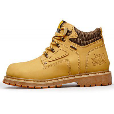 Mens Winter High Top Warm Workers ShoesMens Boots<br>Mens Winter High Top Warm Workers Shoes<br><br>Available Size: 39-47<br>Closure Type: Lace-Up<br>Feature: Height Increasing<br>Gender: For Men<br>Outsole Material: Rubber<br>Package Contents: 1x Shoes (pair)<br>Pattern Type: Solid<br>Season: Winter<br>Upper Material: PU<br>Weight: 1.2000kg