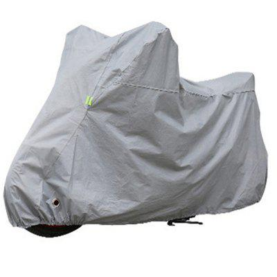 Motorcycle Thickening Waterproof Snowproof Suede Cover