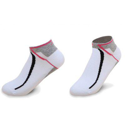 Pure Cotton Sweat Absorption Short Cylinder Riding Socks