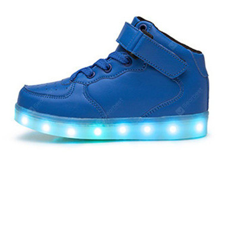 11 Modes of Colorful LED Lights Switch Children Shoes