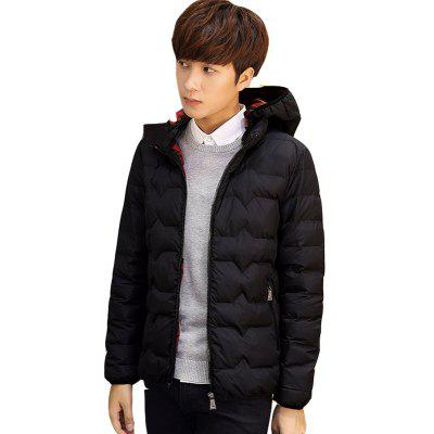 New Men's Warm Winter Coat