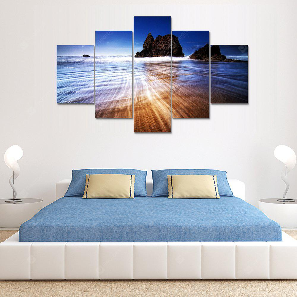 Reef Sea Canvas Print Painting Home Decoration Wall Art Picture 5PCS