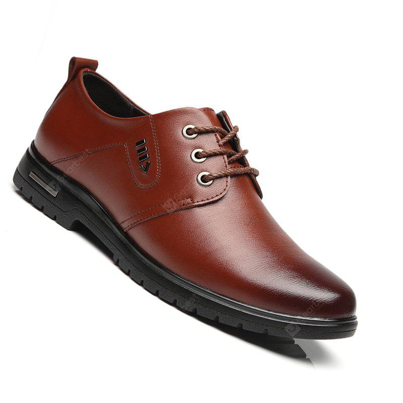 New Design High Quality Genuine Leather Business Fashion Shoes
