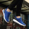 Men Casual New Design High Quality Classic Fashion Breathable Shoes - BLUE