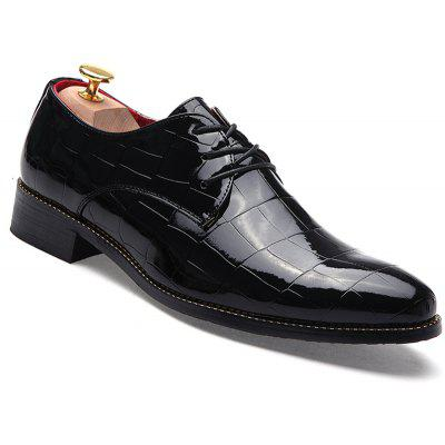 Men Business Gentle Wedding Dress Official Casual British Shoes