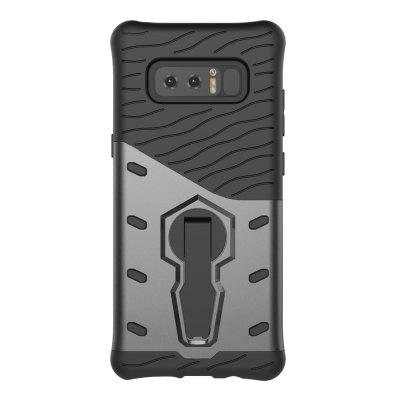 Rotary Combat Mobile Phone Shell for Samsung Note 8