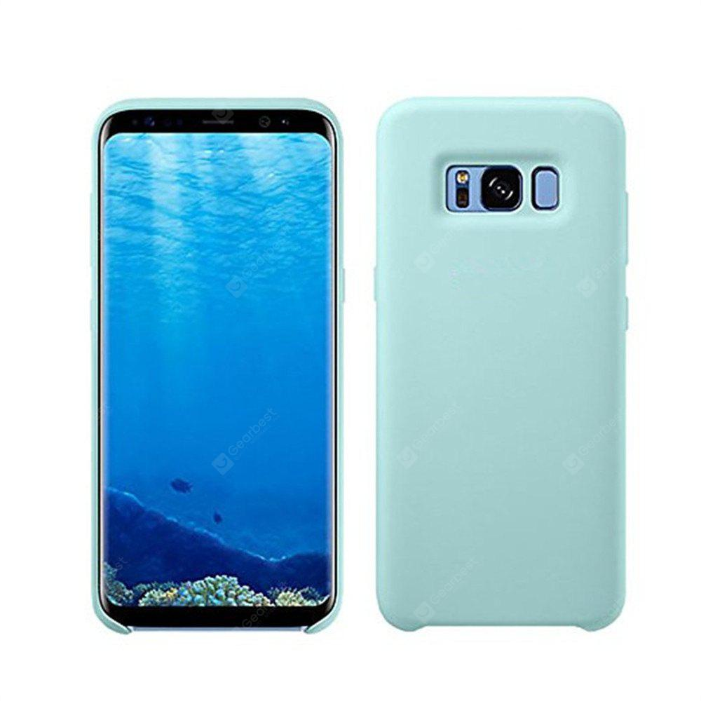 Silicone Protective Cover Soft Anti-wear Wear Protection for Samsung Galaxy S8 Plus case