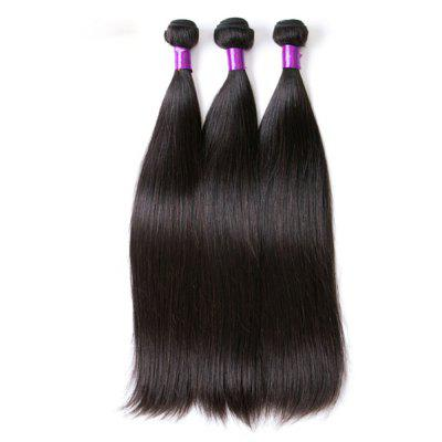 Brazilian Human Hair Remy Extension Weaving 10 - 28inch