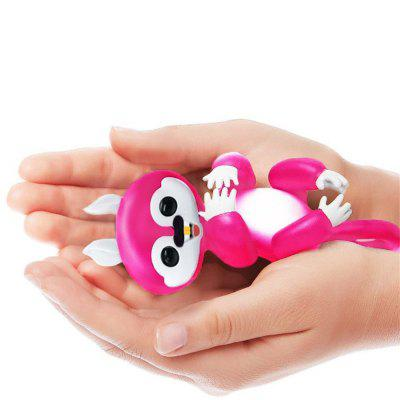 Finger Squirrel Interactive Kids Pet ToyNovelty Toys<br>Finger Squirrel Interactive Kids Pet Toy<br><br>Features: Creative Toy<br>Materials: ABS, PVC<br>Package Contents: 1 x Toy, 1 x English User Manual<br>Package size: 19.00 x 12.00 x 7.00 cm / 7.48 x 4.72 x 2.76 inches<br>Package weight: 0.1100 kg<br>Product size: 11.00 x 5.50 x 11.00 cm / 4.33 x 2.17 x 4.33 inches<br>Product weight: 0.0810 kg<br>Series: Entertainment<br>Theme: Animals