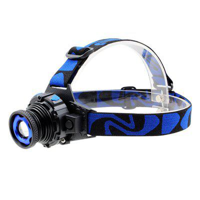 BRELONG K16 LED Headlamps Rechargable CREE Q5