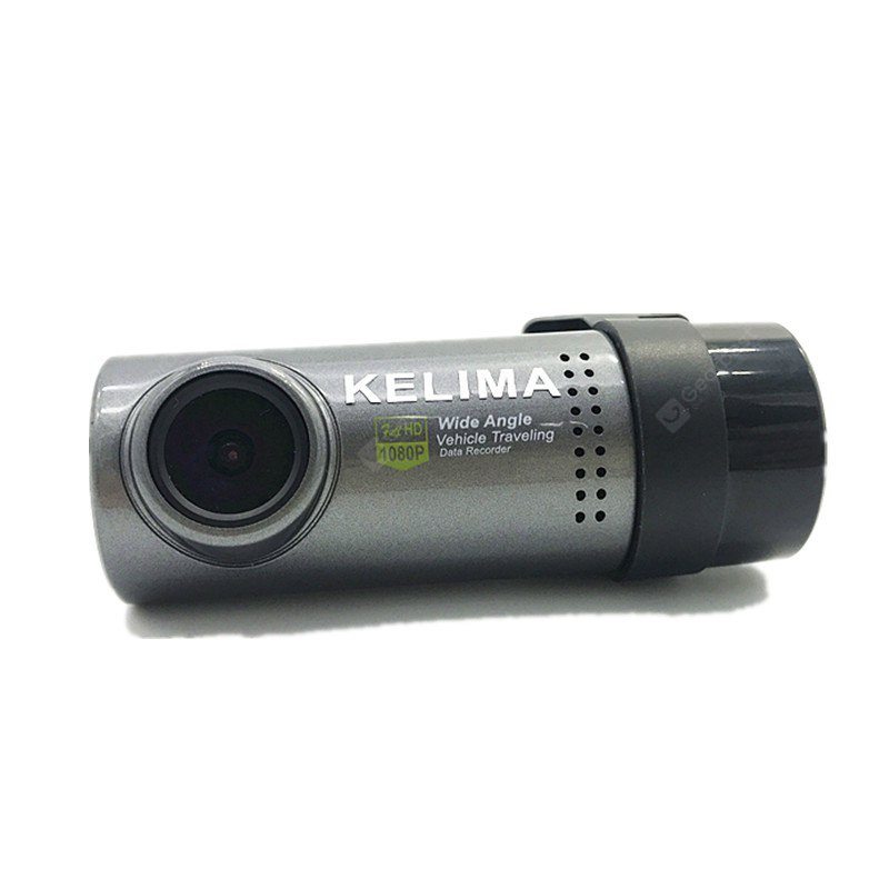 KELIMA 720P Car DVR WIFI HD  Tachograph