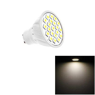 5W GU10 LED Bulb Lamp 21 LEDs SMD 5050 AC 220V