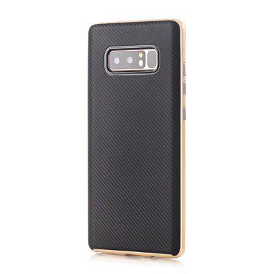 Buy GOLDEN Waterproof Case Full-body Protective Cover Shockproof Bumper Case with Key for Samsung Galaxy Note 8 for $12.00 in GearBest store
