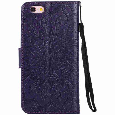 Double Embossed Sun Flower PU TPU Phone Case for   iPhone  iPhone 6 / 6SiPhone Cases/Covers<br>Double Embossed Sun Flower PU TPU Phone Case for   iPhone  iPhone 6 / 6S<br><br>Features: Cases with Stand, With Credit Card Holder, With Lanyard, Anti-knock, Dirt-resistant, Wallet Case<br>Material: PU Leather, TPU<br>Package Contents: 1 x Phone Case<br>Package size (L x W x H): 14.10 x 7.40 x 1.80 cm / 5.55 x 2.91 x 0.71 inches<br>Package weight: 0.0550 kg<br>Product weight: 0.0530 kg<br>Style: Pattern, Solid Color, Ultra Slim, Designed in China, Novelty