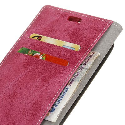 KaZiNe Retro PU Leather Silicon Magnetic Dirt Resistant Phone Case for LG K8 2017Cases &amp; Leather<br>KaZiNe Retro PU Leather Silicon Magnetic Dirt Resistant Phone Case for LG K8 2017<br><br>Compatible Model: LG K8 2017<br>Features: Full Body Cases, Cases with Stand, With Credit Card Holder, Anti-knock<br>Material: TPU, PU Leather<br>Package Contents: 1 x Phone Case<br>Package size (L x W x H): 15.00 x 8.00 x 2.00 cm / 5.91 x 3.15 x 0.79 inches<br>Package weight: 0.0450 kg<br>Style: Vintage