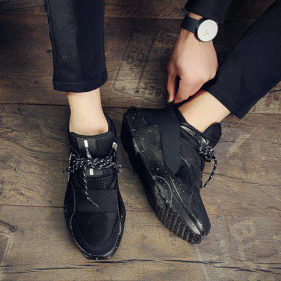 Hot Sale Men Light Fashion SneakersMen's Sneakers<br>Hot Sale Men Light Fashion Sneakers<br><br>Available Size: 39 40 41 42 43 44<br>Closure Type: Lace-Up<br>Feature: Massage<br>Gender: For Men<br>Outsole Material: Rubber<br>Package Contents: 1?Shoes(pair)<br>Pattern Type: Others<br>Season: Spring/Fall<br>Upper Material: PU<br>Weight: 1.0200kg