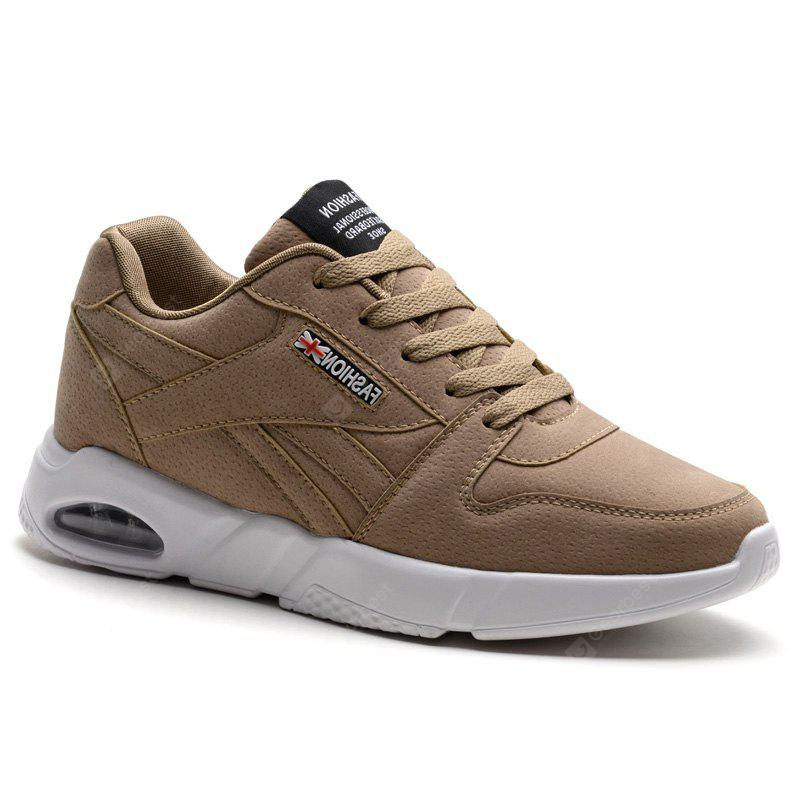 Vente chaude Hommes Solide Boost Mode Sneakers