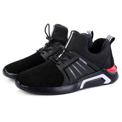 Men Casual Winter Cotton-Padded ShoesCasual Shoes<br>Men Casual Winter Cotton-Padded Shoes<br><br>Available Size: 39 40 41 42 43 44<br>Closure Type: Lace-Up<br>Embellishment: None<br>Gender: For Men<br>Outsole Material: Rubber<br>Package Contents: 1?Shoes(pair)<br>Pattern Type: Others<br>Season: Winter<br>Toe Shape: Round Toe<br>Toe Style: Closed Toe<br>Upper Material: PU<br>Weight: 1.0200kg