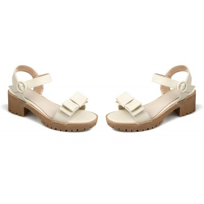 Womens Sandals Summer Slingback Gladiator Bowknot BuckleWomens Sandals<br>Womens Sandals Summer Slingback Gladiator Bowknot Buckle<br><br>Available Color: Black, yellow, beige, white, pink<br>Available Size: 33-43<br>Closure Type: Buckle Strap<br>Embellishment: Bow<br>Gender: For Women<br>Heel Height: 4.5<br>Heel Height Range: Med(1.75-2.75)<br>Heel Type: Chunky Heel<br>Insole Material: PU<br>Lining Material: PU<br>Occasion: Casual<br>Outsole Material: Rubber<br>Package Content: 1xShoes(pair)<br>Pattern Type: Solid<br>Platform Height: 2<br>Sandals Style: Ankle Strap<br>Shoe Width: Medium(B/M)<br>Style: Sweet<br>Technology: Adhesive<br>Upper Material: PU<br>Weight: 2.1000kg